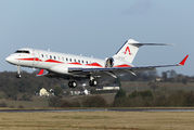 VP-CEO - Private Bombardier BD-700 Global 6000 aircraft