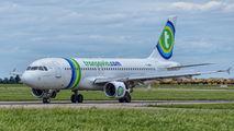 F-HBNA - Transavia France Airbus A320 aircraft