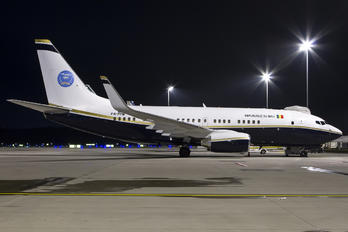 P4-PRM - Mali - Government Boeing 737-700 BBJ