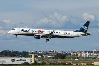 PR-AYL - Azul Linhas Aéreas Embraer ERJ-195 (190-200)