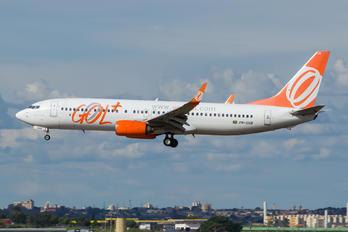 PR-GGB - GOL Transportes Aéreos  Boeing 737-800