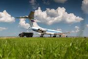 101 - Russia - Navy Tupolev Tu-134AK aircraft