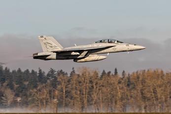 166967 - USA - Navy McDonnell Douglas F/A-18F Super Hornet