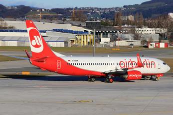 D-ABKM - Air Berlin Boeing 737-800