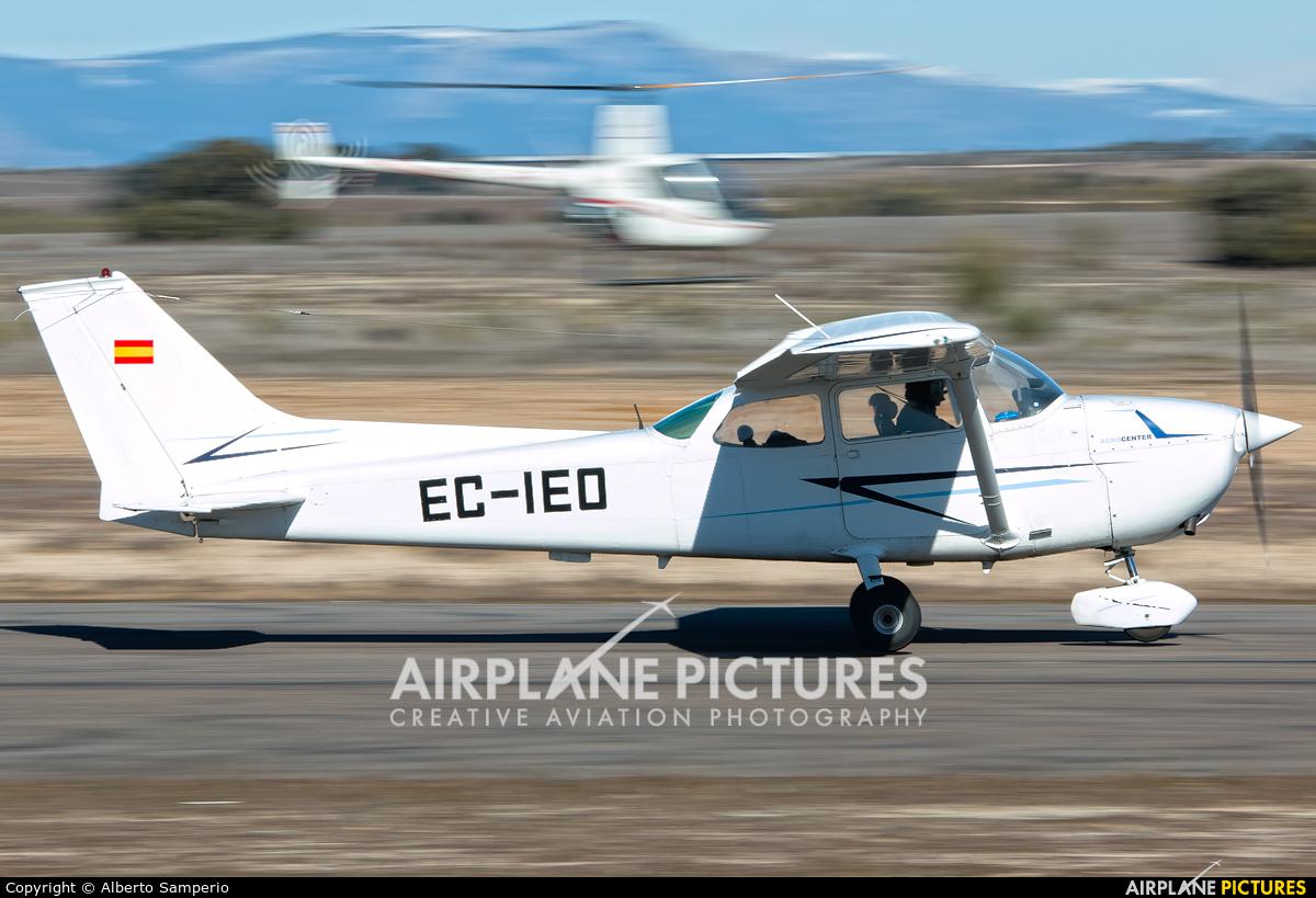 Private EC-IEO aircraft at Casarrubios del Monte
