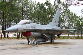 15132 - Portugal - Air Force General Dynamics F-16AM Fighting Falcon