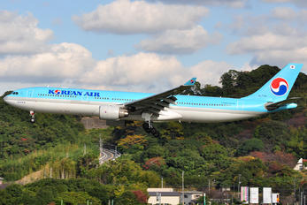 HL7710 - Korean Air Airbus A330-300