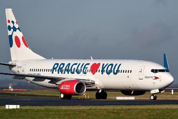 OK-TVX - Travel Service Boeing 737-800