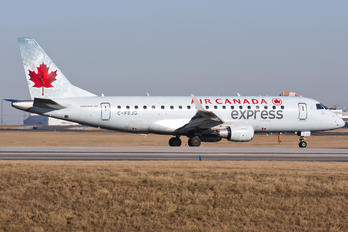 C-FEJD - Air Canada Express Embraer ERJ-175 (170-200)