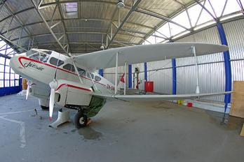 ZK-SWR - Swissair de Havilland DH. 89 Dragon Rapide