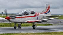 055 - Croatia - Air Force Pilatus PC-9M aircraft