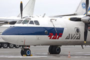 YL-RAC - RAF Avia Antonov An-26 (all models) aircraft