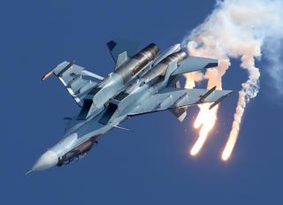 56 - Russia - Air Force Sukhoi Su-30SM