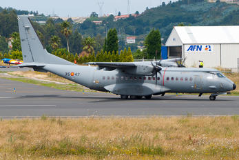 T.21-09 - Spain - Air Force Casa C-295M
