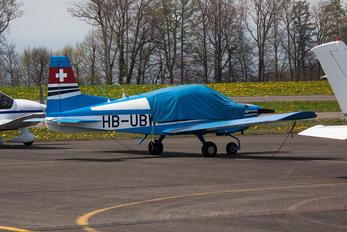 HB-UBW - Private Grumman American AA-5 Traveller