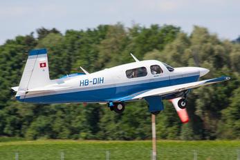 HB-DIH - Private Mooney M20J