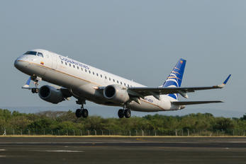 HK-4508 - Copa Airlines Colombia Embraer ERJ-190 (190-100)