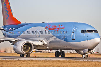 C-FPZA - Sunwing Airlines Boeing 737-800