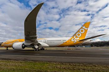 9V-OJA - Scoot Boeing 787-9 Dreamliner