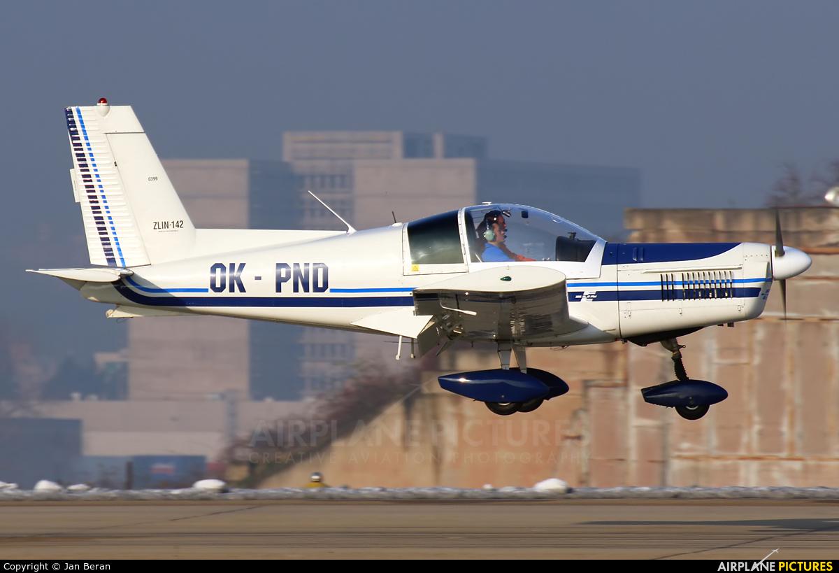 Bemoair OK-PND aircraft at Brno - Tuřany