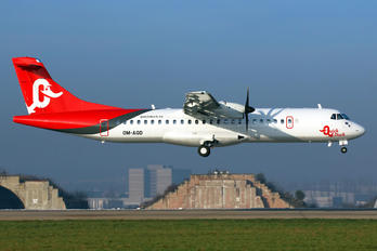 OM-AQD - Quick Duck Airlines ATR 72 (all models)