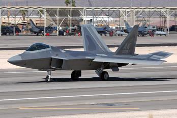 06-4129 - USA - Air Force Lockheed Martin F-22A Raptor