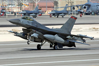 91-0340 - USA - Air Force Lockheed Martin F-16CJ Fighting Falcon