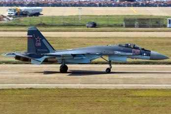 08 - Russia - Air Force Sukhoi Su-35