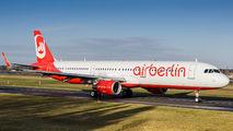 D-ABCM - Air Berlin Airbus A321 aircraft