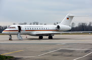 14+01 - Germany - Air Force Bombardier BD-700 Global 5000 aircraft