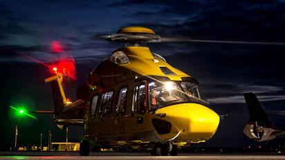 PH-NHU - NHV - Noordzee Helikopters Vlaanderen Eurocopter EC175