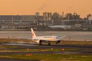 JA828J - JAL - Japan Airlines Boeing 787-8 Dreamliner aircraft