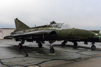 AR-116 - Private SAAB RF 35 Draken
