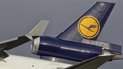 D-ALCF - Lufthansa Cargo McDonnell Douglas MD-11F