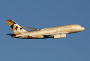 A6-APA - Etihad Airways Airbus A380 aircraft