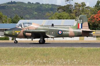 ZK-NTY - Private BAC 167 Strikemaster