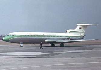 YI-AEB - Iraqi Airways Hawker Siddeley HS.121 Trident 1