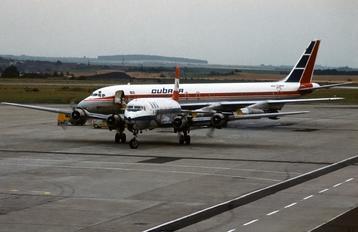 N19CA - New World Air Charter Douglas DC-6B