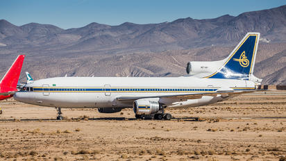 HZ-AB1 - Al Anwa Aviation Lockheed L-1011-500 TriStar