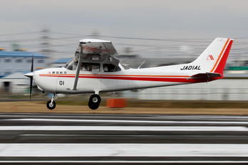 JA01AL - Asahi Airlines Cessna 172 Skyhawk (all models except RG)