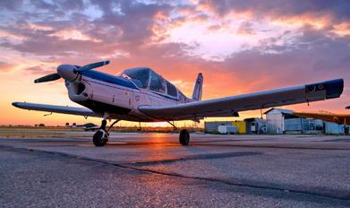 OM-COP - Aeroklub Nové Zámky Zlín Aircraft Z-43