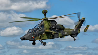 74+01 - Germany - Air Force Eurocopter EC665 Tiger