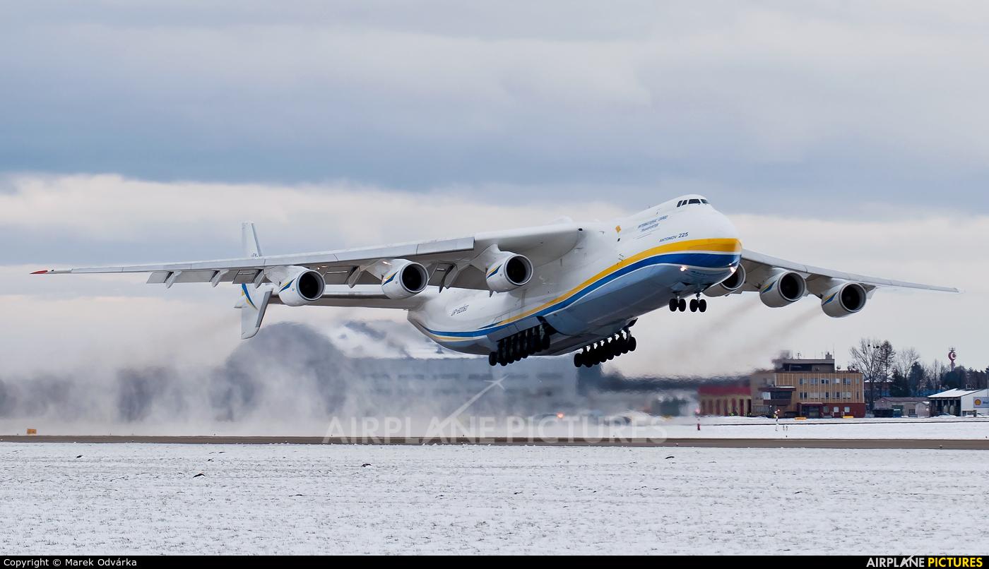 Antonov Airlines /  Design Bureau UR-82060 aircraft at Ostrava Mošnov