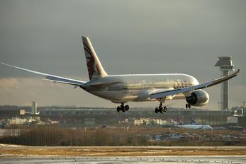 A7-BCQ - Qatar Airways Boeing 787-8 Dreamliner