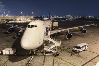 N415MC - Atlas Air Boeing 747-400F, ERF