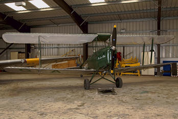 G-AMCK - Liverpool Flying School de Havilland DH. 82 Tiger Moth