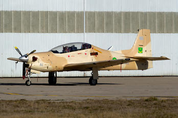 5T-MAI - Mauritania - Air Force Embraer EMB-312 Tucano