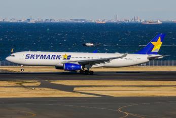 JA330D - Skymark Airlines Airbus A330-300