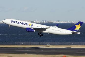 JA330F - Skymark Airlines Airbus A330-300