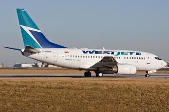 C-GBWS - WestJet Airlines Boeing 737-600